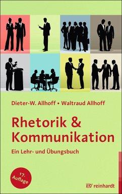 Rhetorik & Kommunikation (eBook, PDF) - Allhoff, Waltraud; Allhoff, Dieter-W.