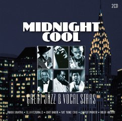 Midnight Cool-Great Jazz & Vocal Stars