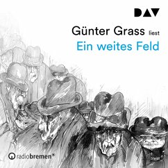 Ein weites Feld (MP3-Download) - Grass, Günter