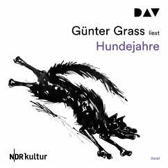 Hundejahre (MP3-Download) - Grass, Günter