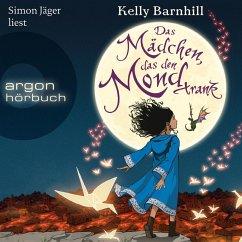 Das Mädchen, das den Mond trank (Gekürzte Lesung) (MP3-Download) - Barnhill, Kelly