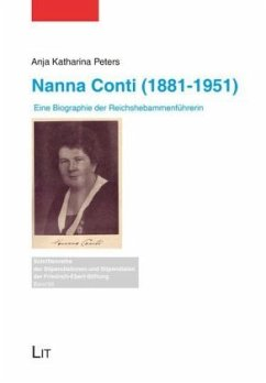 Nanna Conti (1881-1951) - Peters, Anja Katharina