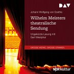 Wilhelm Meisters theatralische Sendung (MP3-Download)