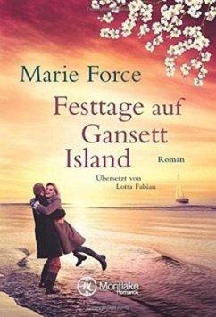 Festtage auf Gansett Island / Die McCarthys Bd.14 - Force, Marie