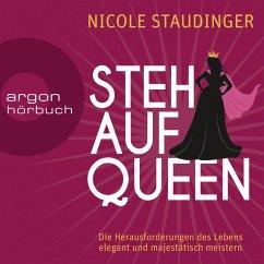 Stehaufqueen (Gekürzte Lesung) (MP3-Download) - Staudinger, Nicole