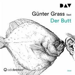 Der Butt (MP3-Download) - Grass, Günter