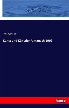 Kunst und Künstler Almanach 1909