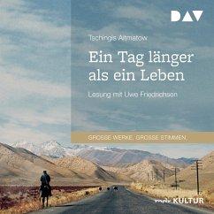 Ein Tag länger als ein Leben (MP3-Download) - Aitmatow, Tschingis