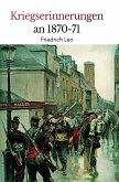 Kriegserinnerungen an 1870/71 (eBook, ePUB)