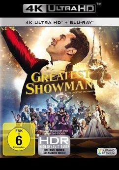 Greatest Showman (4K Ultra HD + Blu-ray)