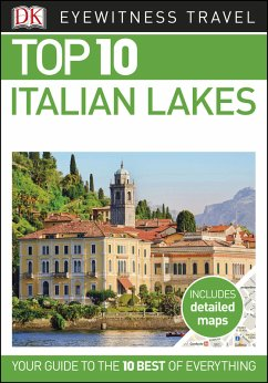 Top 10 Italian Lakes (eBook, ePUB)