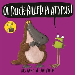 Oi Duck-Billed Platypus - Gray, Kes