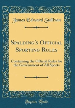 Spalding´s Official Sporting Rules