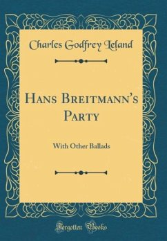 Hans Breitmann's Party