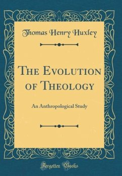 The Evolution of Theology