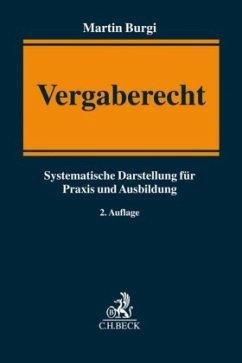 Vergaberecht - Burgi, Martin