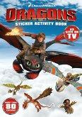 Dragons: Sticker Activity Book
