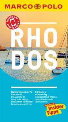 MARCO POLO Reiseführer Rhodos (eBook, ePUB) - Bötig, Klaus