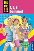 Die drei !!!, 1,2,3 Sommer! (drei Ausrufezeichen) (Mängelexemplar)