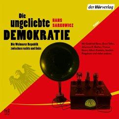 Die ungeliebte Demokratie (MP3-Download) - Sarkowicz, Hans