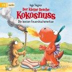 Der kleine Drache Kokosnuss - Die besten Feuerdrachenwitze (MP3-Download)