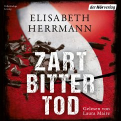 Zartbittertod (MP3-Download) - Herrmann, Elisabeth