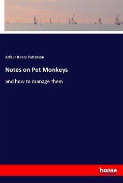 Notes on Pet Monkeys