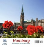 Hamburg 2019 Postkartenkalender