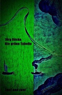 Die grüne Tabelle - Röske, Jörg