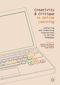 Creativity and Critique in Online Learning