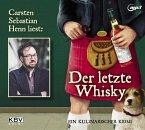 Der letzte Whisky / Professor Bietigheim Bd.4 (1 MP3-CD)