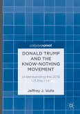 Donald Trump and the Know-Nothing Movement