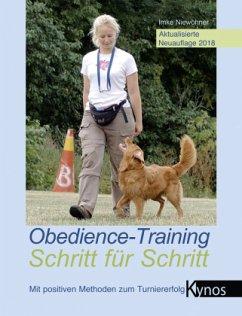 Obedience-Training Schritt für Schritt - Niewöhner, Imke