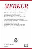MERKUR Gegründet 1947 als Deutsche Zeitschrift für europäisches Denken - 2018-03 (eBook, ePUB)