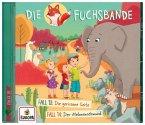 Die Fuchsbande, 1 Audio-CD