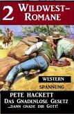 2 Pete Hackett Wildwest-Romane: Das gnadenlose Gesetz / ...dann gnade dir Gott! (eBook, ePUB)