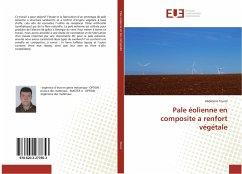 Pale éolienne en composite a renfort végétale