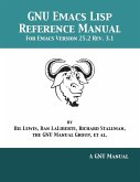 GNU Emacs Lisp Reference Manual