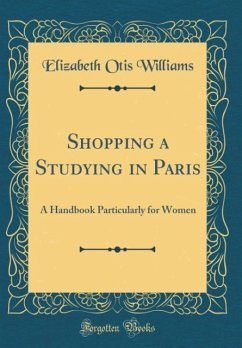 Shopping a Studying in Paris