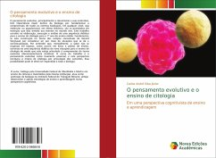 O pensamento evolutivo e o ensino de citologia