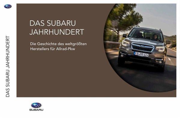 autodrom - Das Subaru Jahrhundert - Nickel, Wolfram; Pouwels, Jasmin
