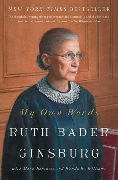 My Own Words - Bader Ginsburg, Ruth