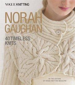 Vogue(r) Knitting: Norah Gaughan: 40 Timeless K...