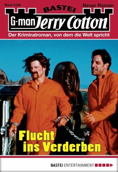 Flucht ins Verderben / Jerry Cotton Bd.3169 (eBook, ePUB) - Cotton, Jerry