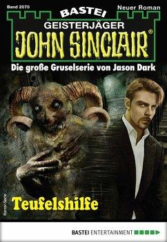 Teufelshilfe / John Sinclair Bd.2070 (eBook, ePUB)