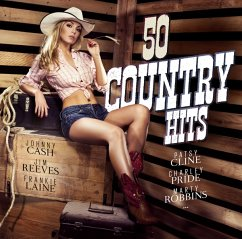 50 Country Hits - Cash,J.-Reeves,J.-Laine,F.-Cline,P.-Uvm