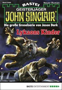 Lykaons Kinder / John Sinclair Bd.2069 (eBook, ePUB)