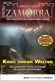 Krieg zweier Welten / Professor Zamorra Bd.1142 (eBook, ePUB)