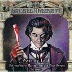 Gruselkabinett, Folge 132: Sweeney Todd - Der teuflische Barbier aus der Fleet Street (Teil 1 von 2) (MP3-Download)