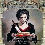 Gruselkabinett, Folge 133: Sweeney Todd - Der teuflische Barbier aus der Fleet Street (Teil 2 von 2) (MP3-Download)